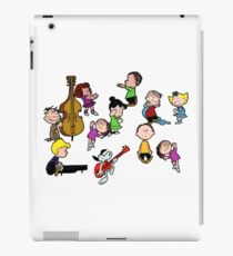 A Charlie Brown Christmas Dance iPad Case/Skin