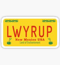 LWYRUP Sticker
