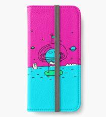 Surreal Planet - Mr Beaker iPhone Wallet/Case/Skin