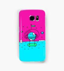 Surreal Planet - Mr Beaker Samsung Galaxy Case/Skin