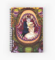Little Shop of Horrors Spiral Notebook