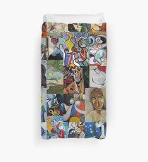 Pablo Picasso Duvet Cover