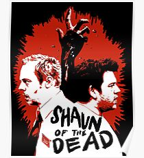Shaun of the dead Poster Poster