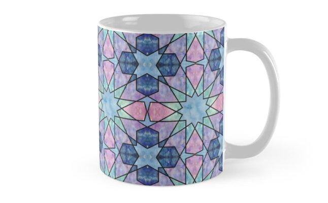 «Azulejos de acuarela» de imaginadesigns