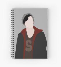Cuaderno de espiral Jughead Jones (Riverdale)