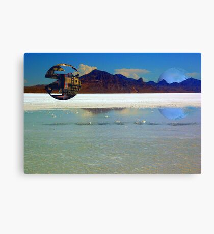 Area 51 Canvas Print