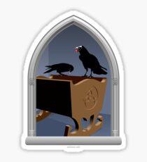 El regalo del rey Sticker