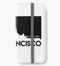 San Francisco skyline iPhone Wallet/Case/Skin