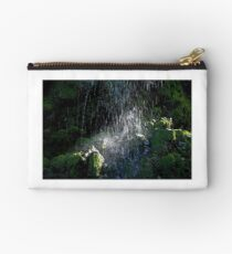 Sparkling WaterFall Studio Pouch