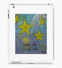 Shine On Little One iPad Case/Skin