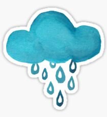 Chance of Rain Sticker