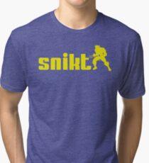 snikt Tri-blend T-Shirt