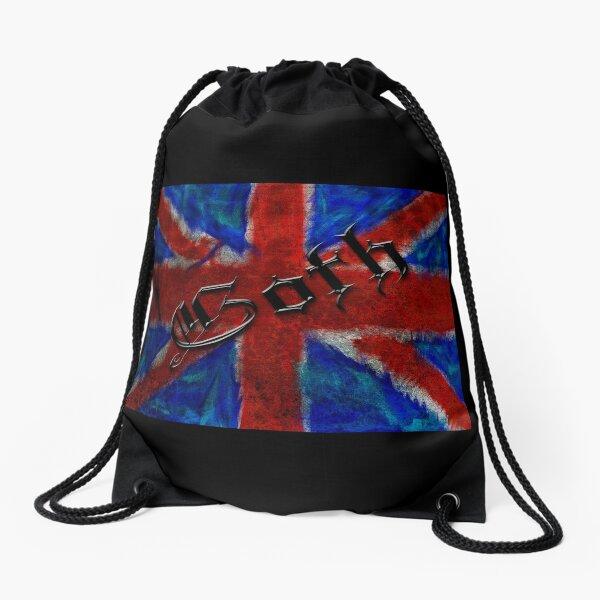 Union Flag Drawstring Bag