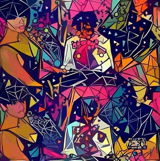Abstract Playboi Carti by stilldan97