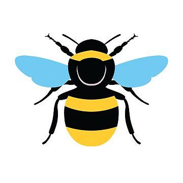 Bumblebee I by brilliantbotany