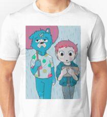 Walk in the rain  Unisex T-Shirt