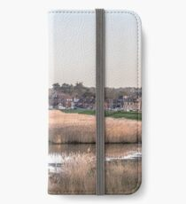 """Blakeney and the Marshes"" iPhone Wallet"