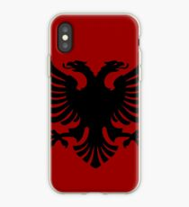 Albanian Eagle Albania iPhone Case