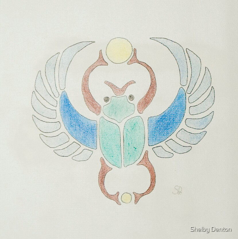 Scarab  by Shelby Denton