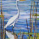 Paper Crane by Shawna Rowe