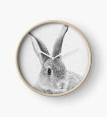 Rabbit 33 Clock