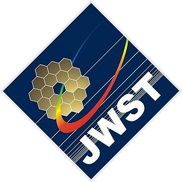 James Webb Space Telescope European Logo by Quatrosales