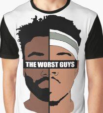 The Worst Guys Graphic T-Shirt