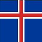 ICELAND Flag by Greenbaby