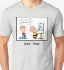 Neck Deep - A Part of Me Unisex T-Shirt