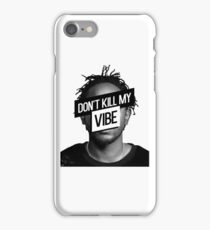 Kendrick Lamar- Don't Kill My Vibe iPhone Case/Skin
