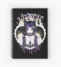 Witch Spiral Notebook