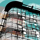 MANCHESTER Architectural Abstraction #04 by exvista