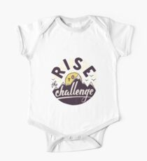 Rise to the challenge One Piece - Short Sleeve
