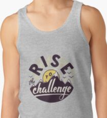 Rise to the challenge Men's Tank Top
