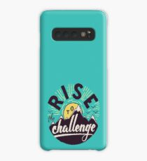 Rise to the challenge Case/Skin for Samsung Galaxy