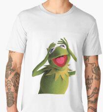 Kermit The Frog (Muppets) Men's Premium T-Shirt