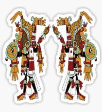 Eagle Warriors Sticker