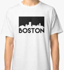 Boston Skyline Classic T-Shirt