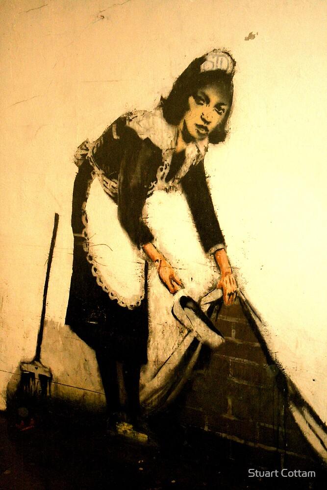 The Maid by Stuart Cottam