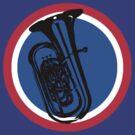 Tuba by Andre Clarke