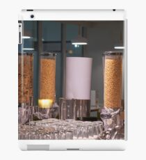 cereal dispensers iPad Case/Skin