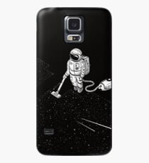 Space Cleaner Case/Skin for Samsung Galaxy