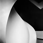 Staircase Abstract by Angelika  Vogel