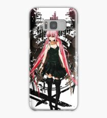 Gasai Yuno Anime Future Desolation Anime T-shirt Samsung Galaxy Case/Skin