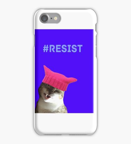 Resist (Sally) iPhone Case/Skin