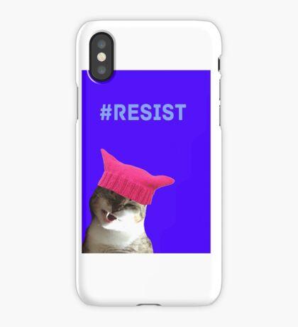 Resist (Sally) iPhone Case/Skin