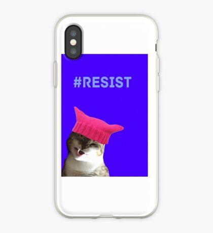 Resist (Sally) iPhone Case