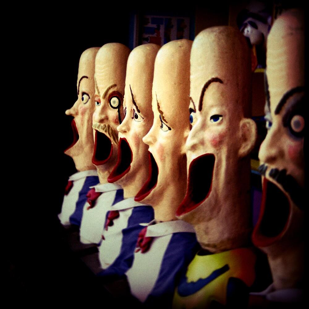 Clowns #2 by Belinda Fraser