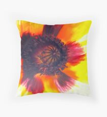 popping Throw Pillow