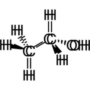 Alcohol Molecule by eldar